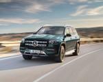 2020 Mercedes-Benz GLS (Color: Emerald Green) Front Wallpapers 150x120 (45)