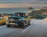 2020 Mercedes-Benz GLS (Color: Emerald Green) Front Wallpapers 150x120 (46)