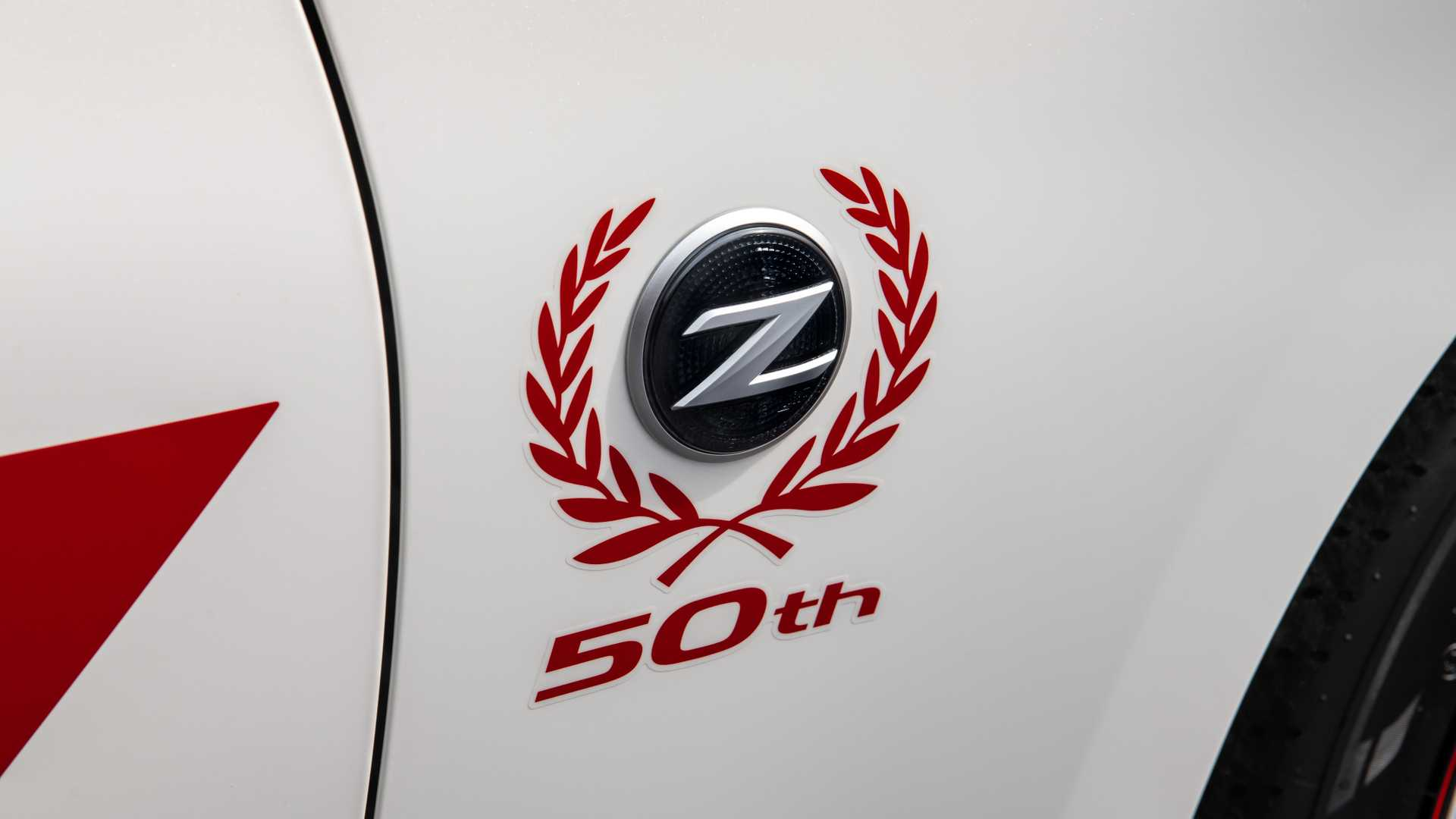 2020 Nissan 370Z 50th Anniversary Edition Detail Wallpapers (13)