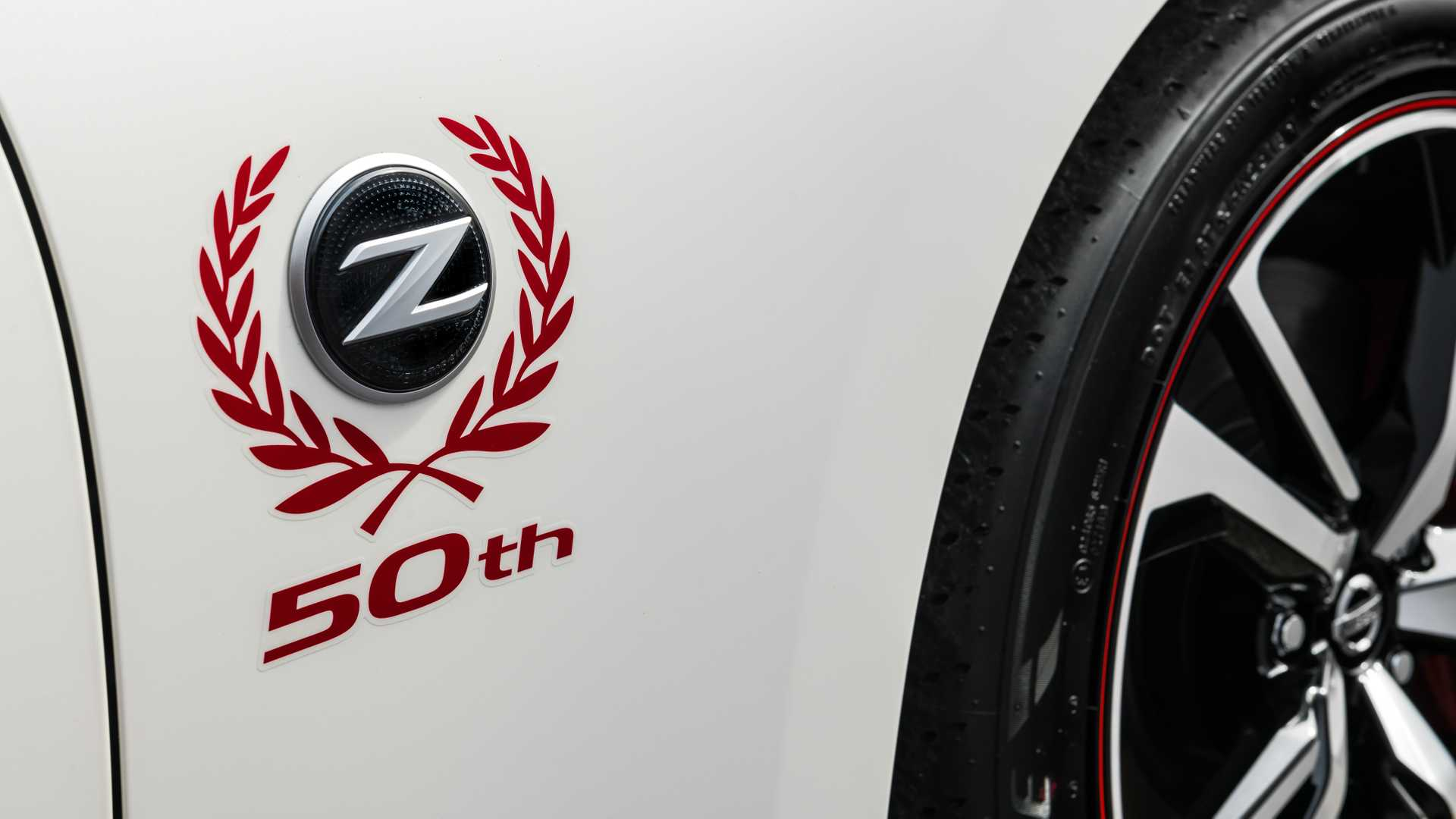 2020 Nissan 370Z 50th Anniversary Edition Detail Wallpapers (12)