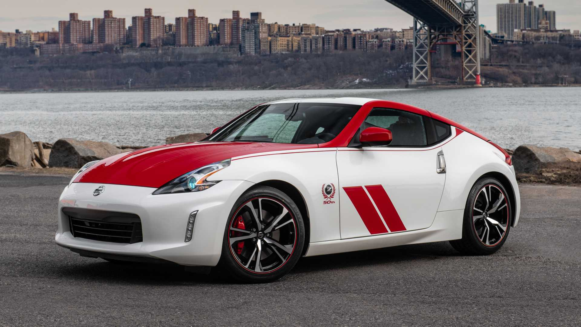 2020 Nissan 370Z 50th Anniversary Edition Front Three-Quarter Wallpapers (5)