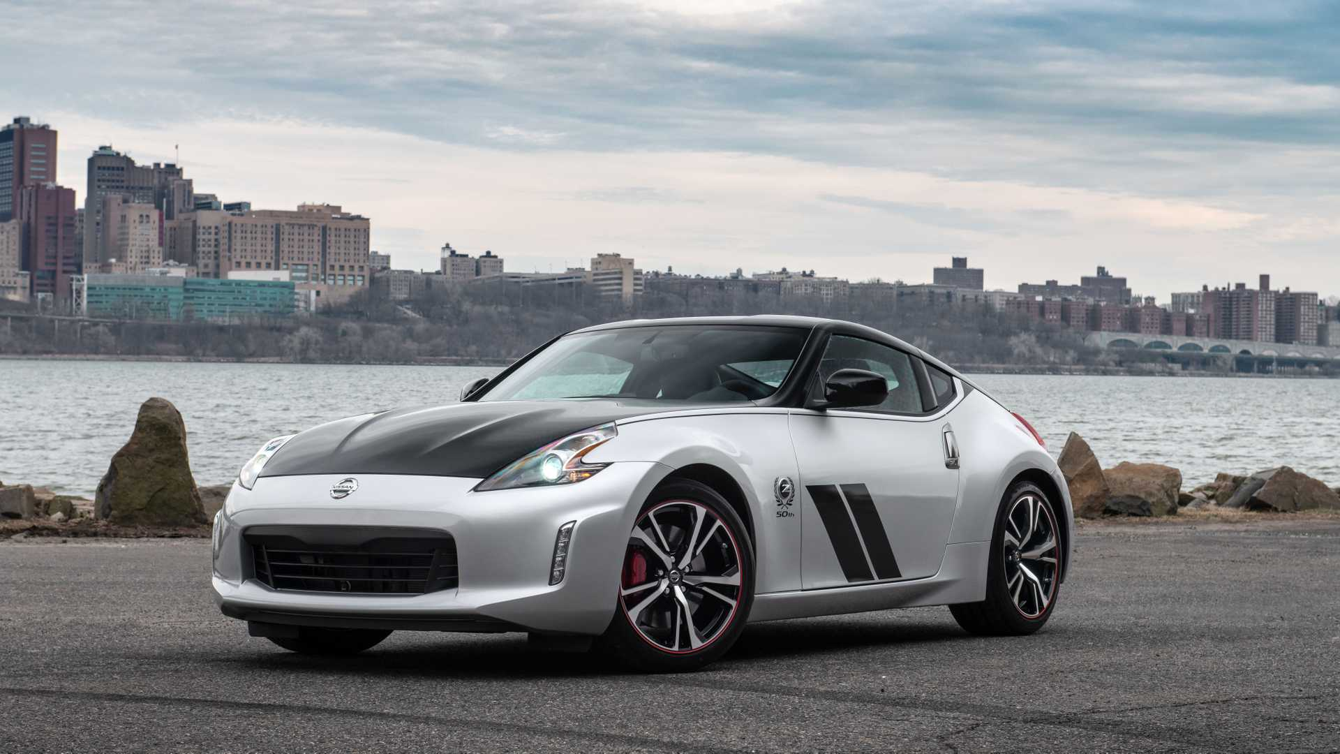 2020 Nissan 370Z 50th Anniversary Edition Front Three-Quarter Wallpapers (3)
