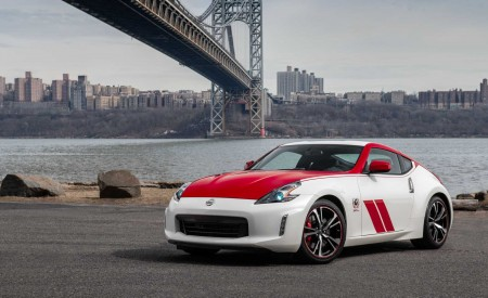 2020 Nissan 370Z 50th Anniversary Edition Wallpapers HD
