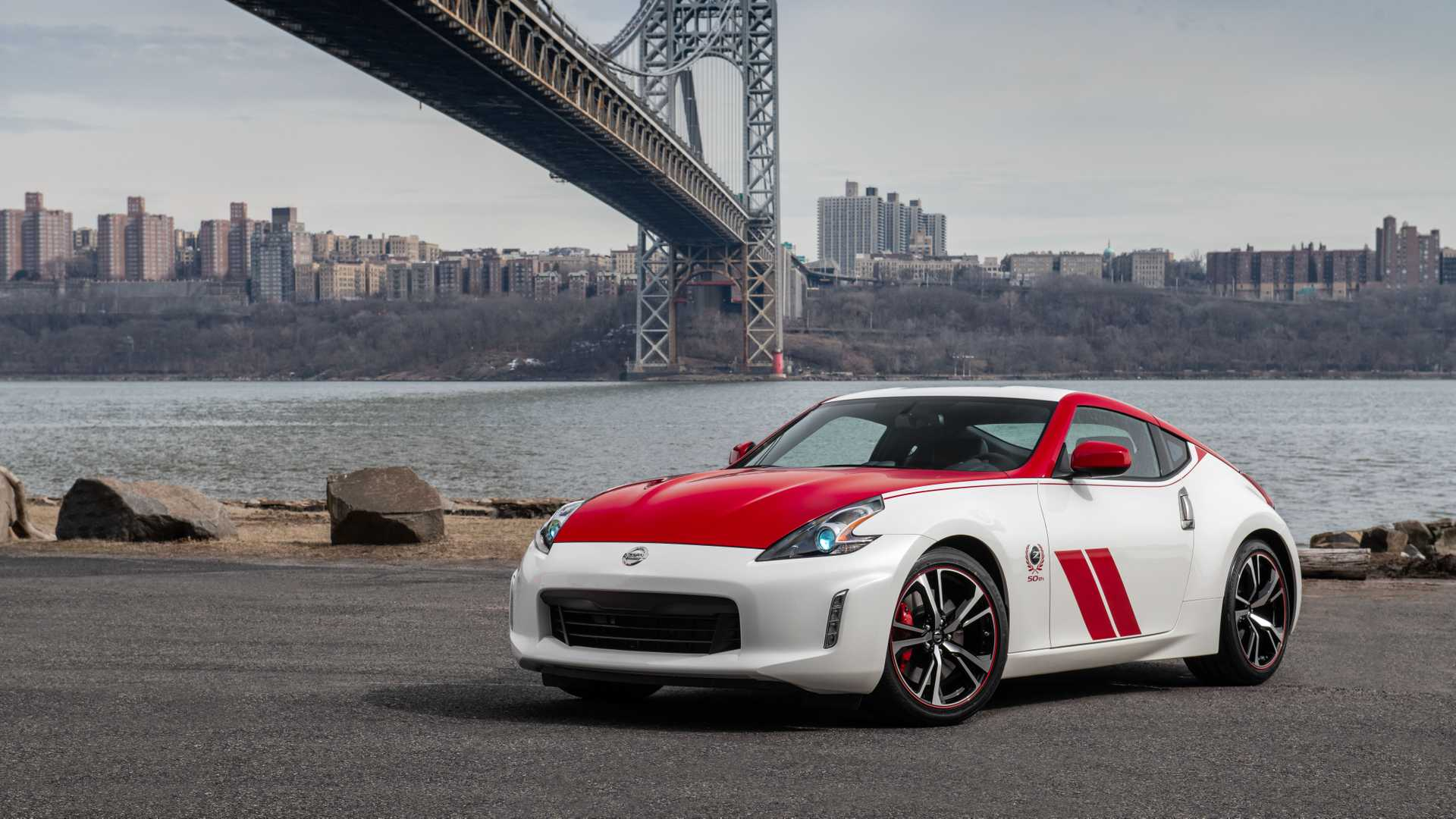 2020 Nissan 370Z 50th Anniversary Edition Front Three-Quarter Wallpapers (1)