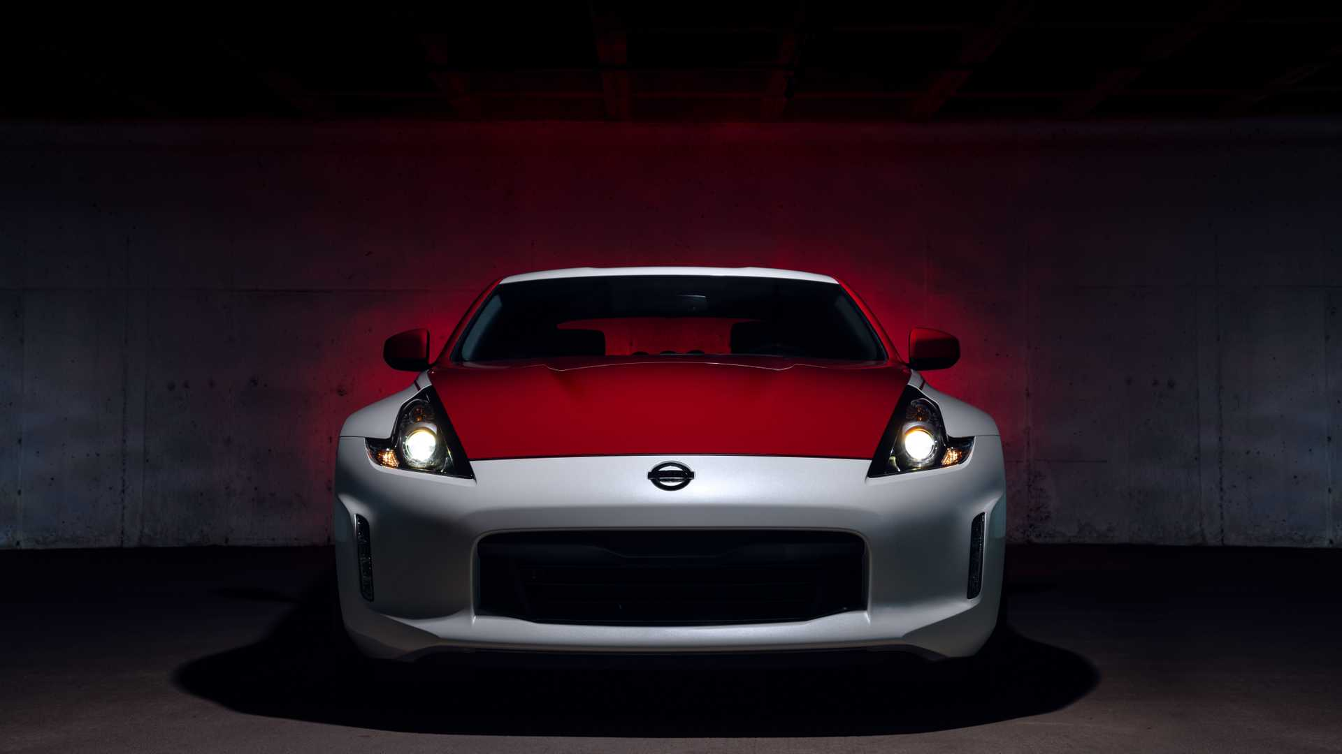 2020 Nissan 370Z 50th Anniversary Edition Front Wallpapers (11)