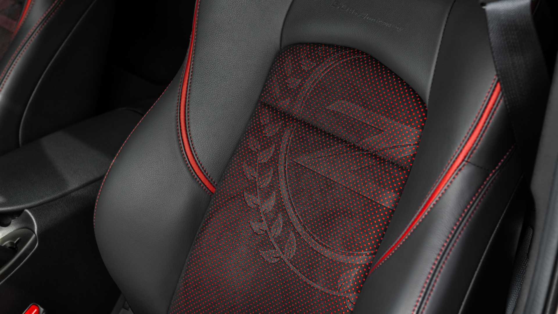2020 Nissan 370Z 50th Anniversary Edition Interior Seats