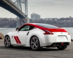 2020 Nissan 370Z 50th Anniversary Edition Rear Three-Quarter Wallpapers 150x120 (7)