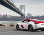 2020 Nissan 370Z 50th Anniversary Edition Rear Three-Quarter Wallpapers 150x120 (2)