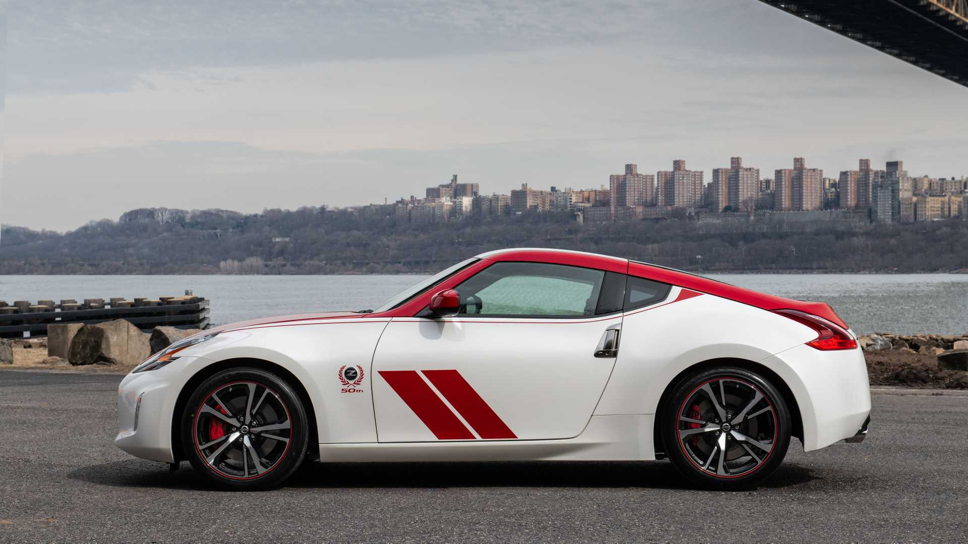 2020 Nissan 370Z 50th Anniversary Edition Side Wallpapers (8)