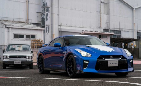 2020 Nissan GT-R 50th Anniversary Edition Wallpapers & HD Images