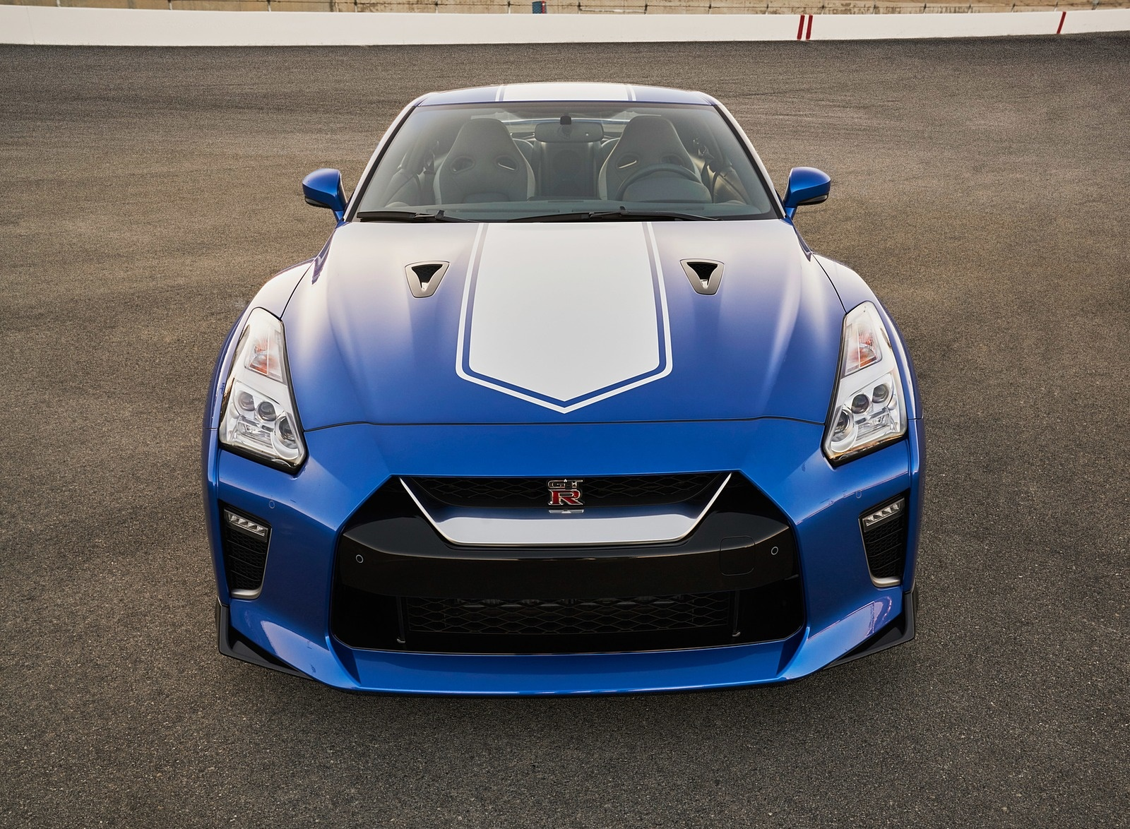 2020 Nissan GT-R 50th Anniversary Edition Front Wallpapers (7)