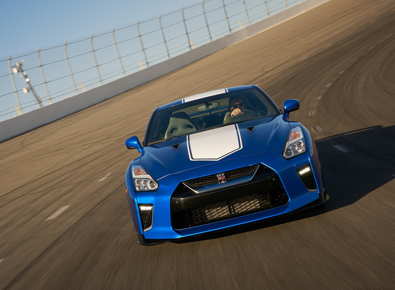 2020 Nissan GT-R 50th Anniversary Edition Front Wallpapers (1)
