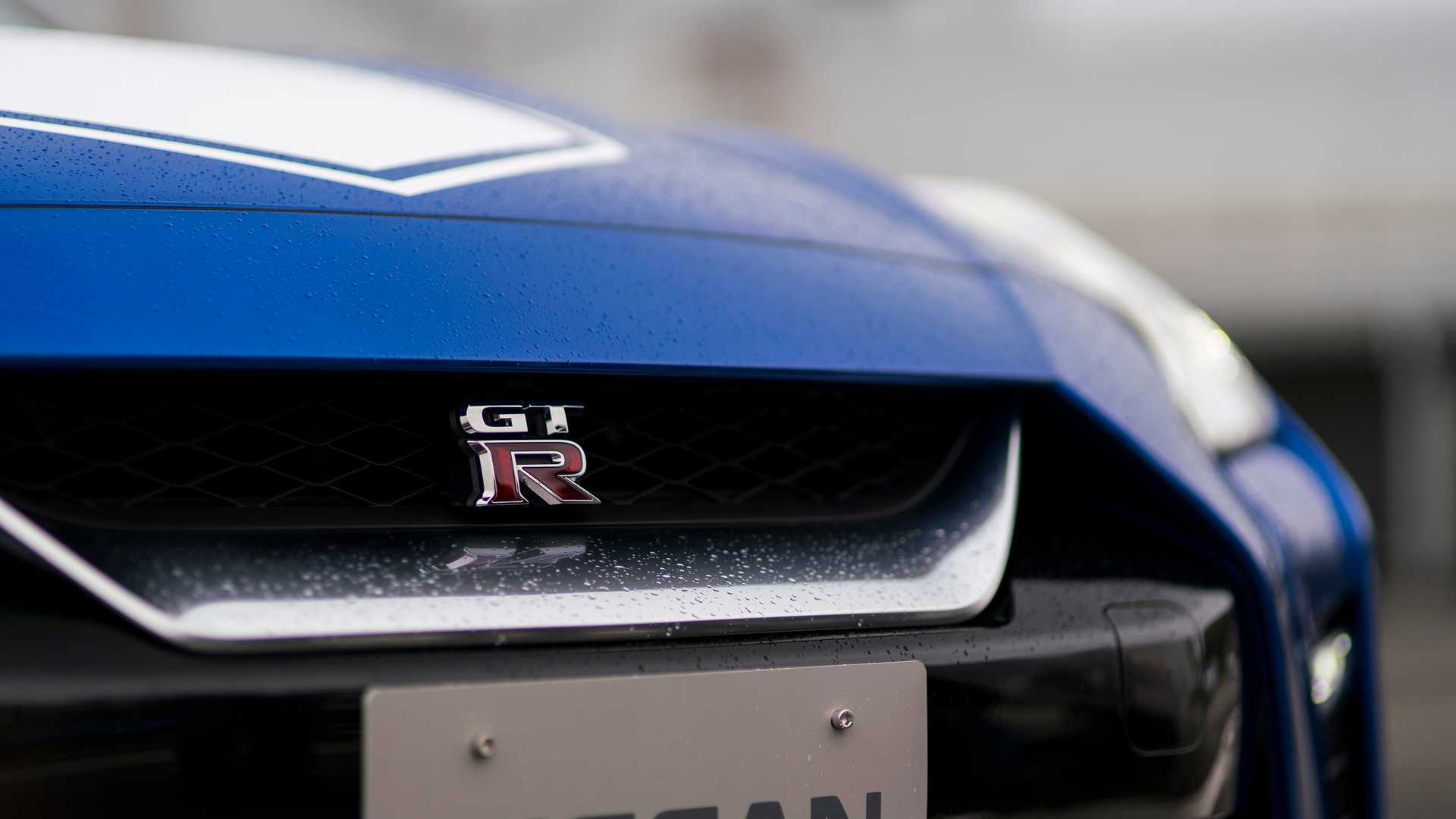 2020 Nissan GT-R 50th Anniversary Edition Grill Wallpapers (10)
