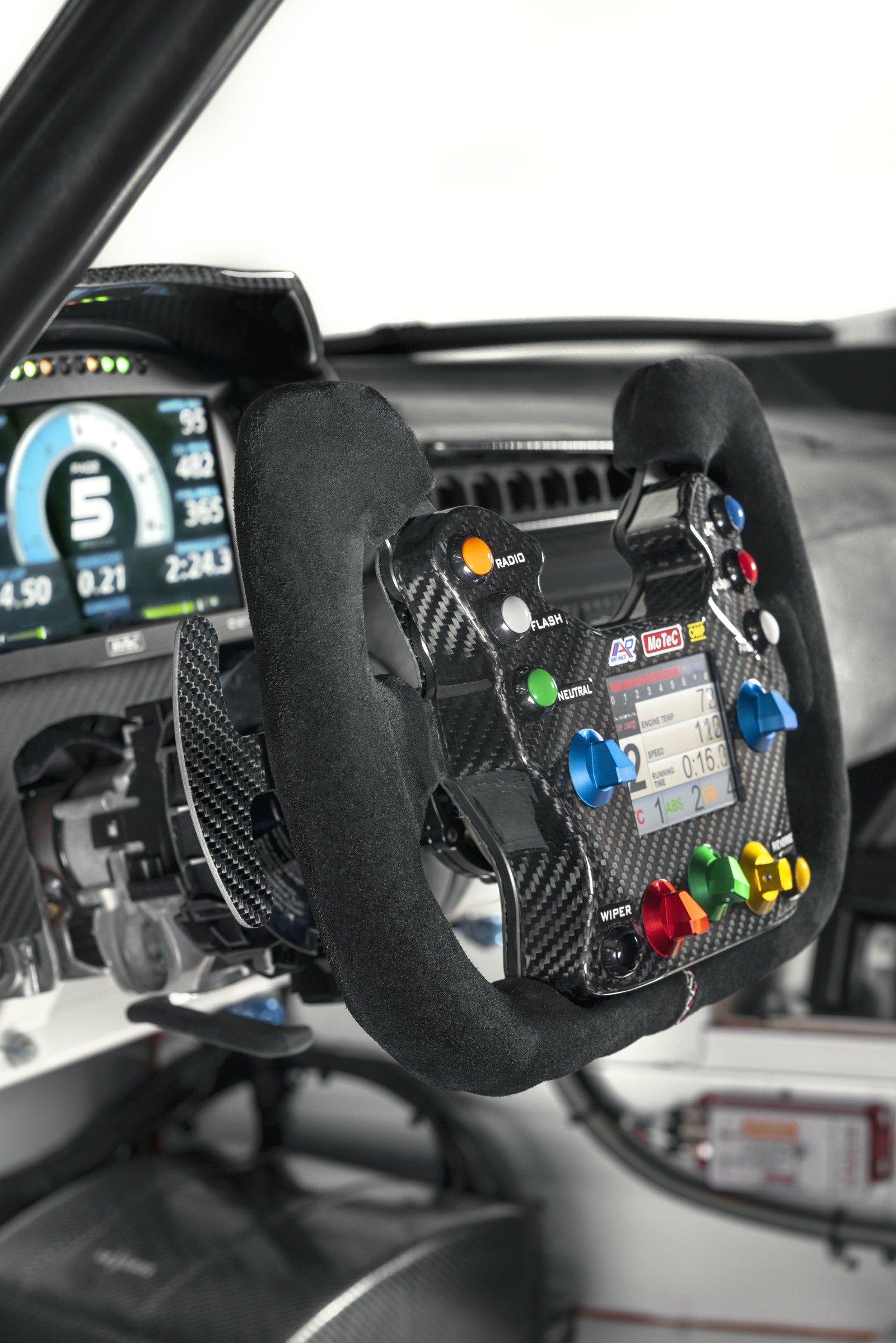 2019 Lotus Evora Gt4 Concept Interior Steering Wheel Wallpapers 29 Newcarcars