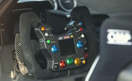 2019 Lotus Evora GT4 Concept Interior Steering Wheel Wallpapers 450x275 (30)
