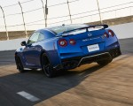 2020 Nissan GT-R 50th Anniversary Edition Rear Three-Quarter Wallpapers 150x120 (4)