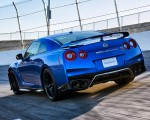 2020 Nissan GT-R 50th Anniversary Edition Rear Three-Quarter Wallpapers 150x120 (9)