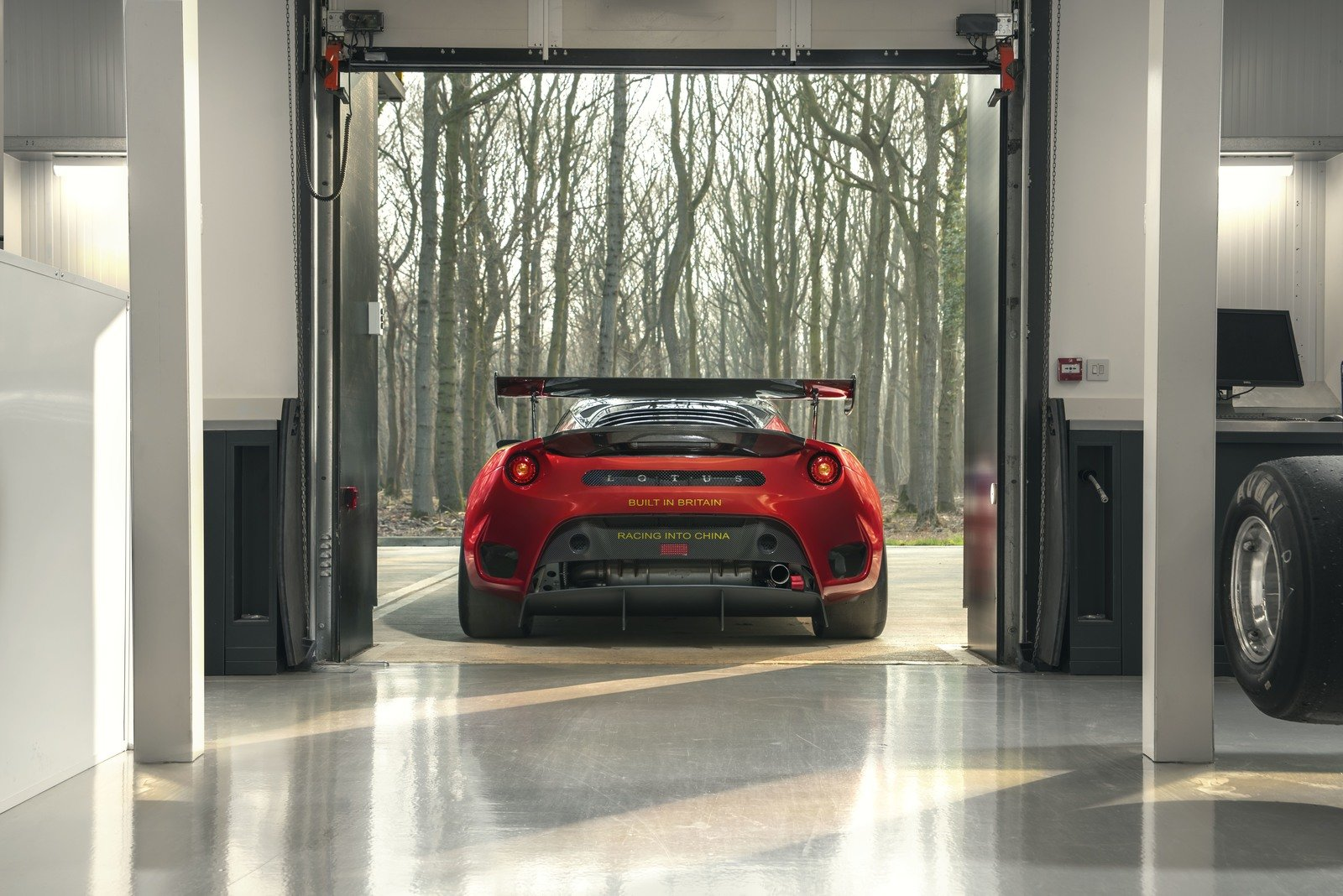 2019 Lotus Evora Gt4 Concept Wallpapers 33 Hd Images Newcarcars