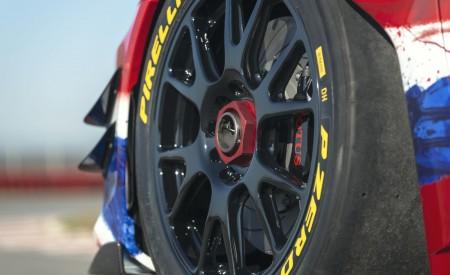 2019 Lotus Evora GT4 Concept Wheel Wallpapers 450x275 (12)