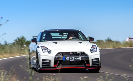 2020 Nissan GT-R NISMO Wallpapers HD
