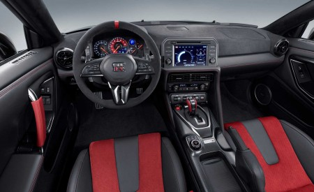 2020 Nissan GT-R NISMO Interior Cockpit Wallpapers 450x275 (81)