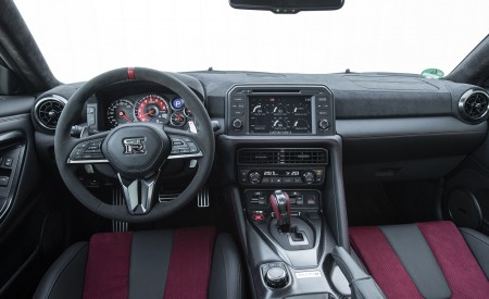 2020 Nissan GT-R NISMO Interior Cockpit Wallpapers 450x275 (59)