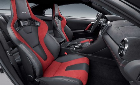 2020 Nissan GT-R NISMO Interior Front Seats Wallpapers 450x275 (80)