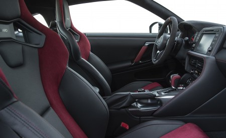 2020 Nissan GT-R NISMO Interior Seats Wallpapers 450x275 (56)