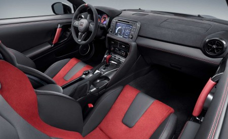 2020 Nissan GT-R NISMO Interior Wallpapers 450x275 (82)