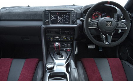 2020 Nissan GT-R NISMO RHD Interior Cockpit Wallpapers 450x275 (53)