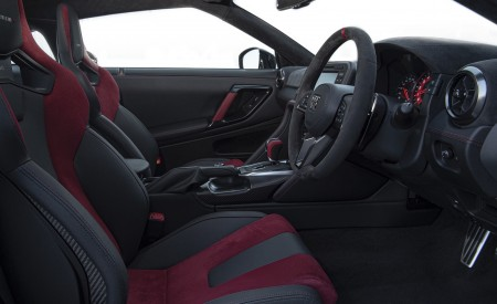 2020 Nissan GT-R NISMO RHD Interior Seats Wallpapers 450x275 (52)
