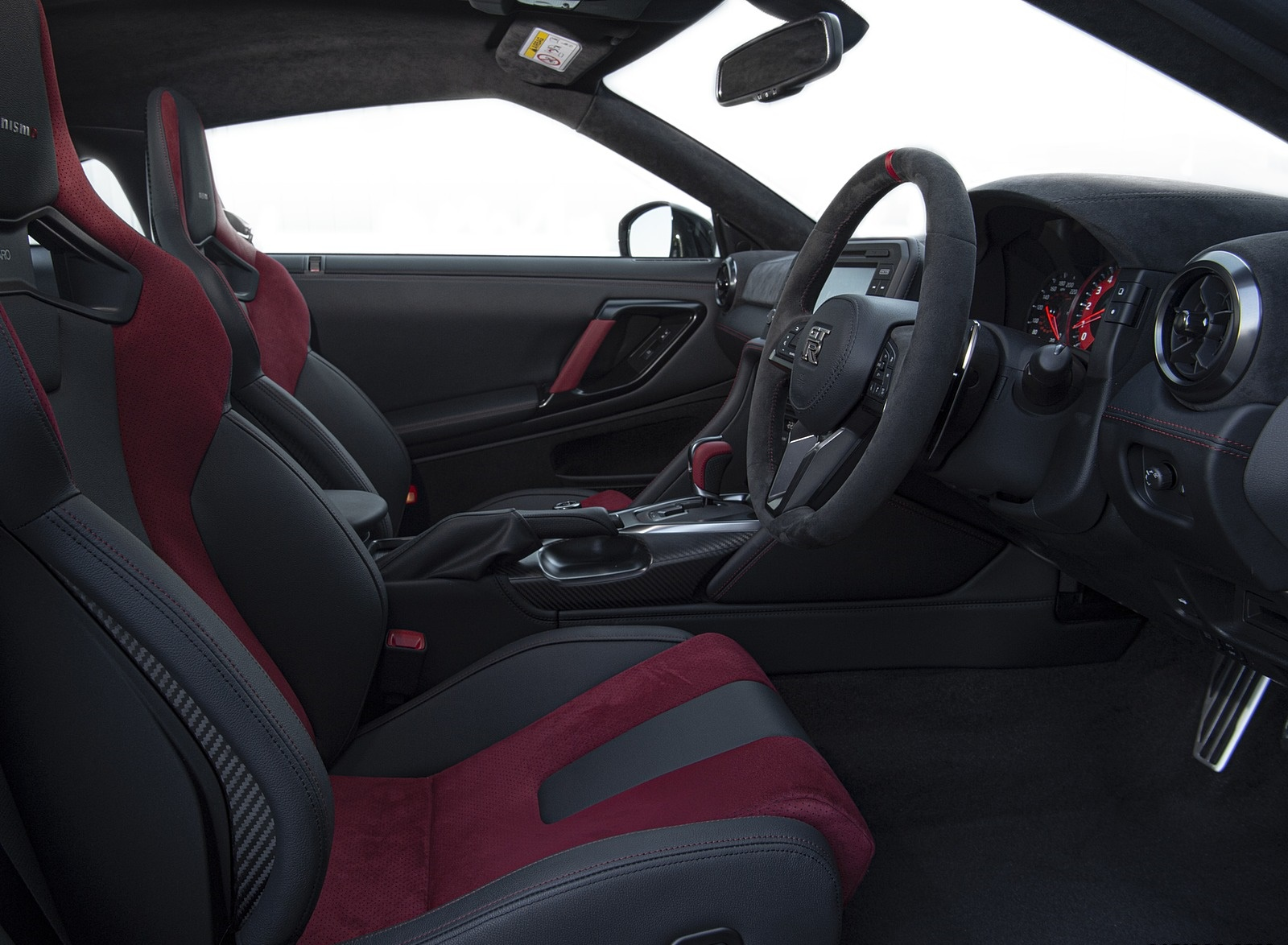 2020 Nissan Gt R Nismo Rhd Interior Seats Wallpapers 52