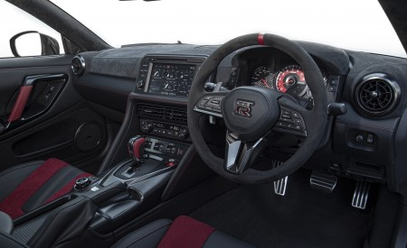 2020 Nissan GT-R NISMO RHD Interior Wallpapers 450x275 (54)