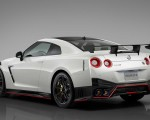 2020 Nissan GT-R NISMO Rear Three-Quarter Wallpapers 150x120