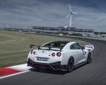 2020 Nissan GT-R NISMO Rear Three-Quarter Wallpapers 150x120 (21)