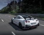 2020 Nissan GT-R NISMO Rear Three-Quarter Wallpapers 150x120 (8)