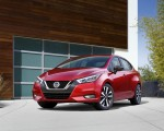 2020 Nissan Versa Wallpapers HD