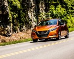 2020 Nissan Versa Front Wallpapers 150x120 (1)