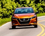 2020 Nissan Versa Front Wallpapers 150x120 (2)