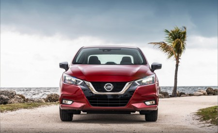 2020 Nissan Versa Front Wallpaper 450x275 (5)