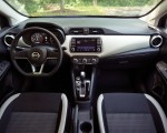 2020 Nissan Versa Interior Cockpit Wallpapers 150x120 (42)