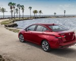 2020 Nissan Versa Rear Three-Quarter Wallpapers 150x120 (49)