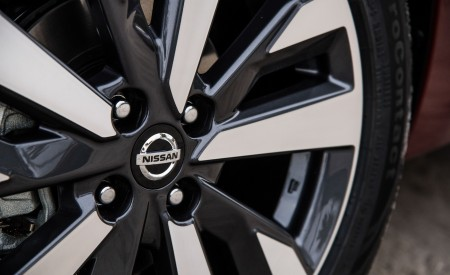 2020 Nissan Versa Wheel Wallpaper 450x275 (14)