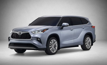 2020 Toyota Highlander Wallpapers HD