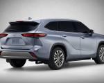 2020 Toyota Highlander Rear Three-Quarter Wallpapers 150x120 (7)