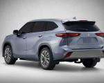 2020 Toyota Highlander Rear Three-Quarter Wallpapers 150x120 (4)