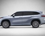2020 Toyota Highlander Side Wallpaper 150x120 (6)