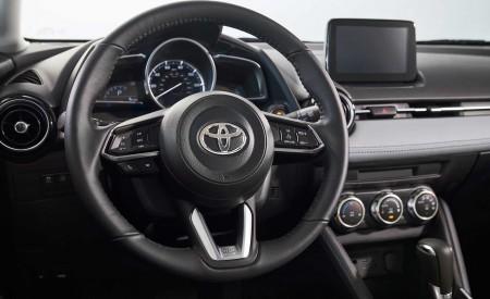 2020 Toyota Yaris Hatchback Interior Steering Wheel Wallpapers 450x275 (9)
