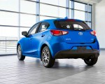 2020 Toyota Yaris Hatchback Rear Three-Quarter Wallpapers 150x120 (2)