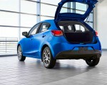 2020 Toyota Yaris Hatchback Trunk Wallpapers 150x120 (4)